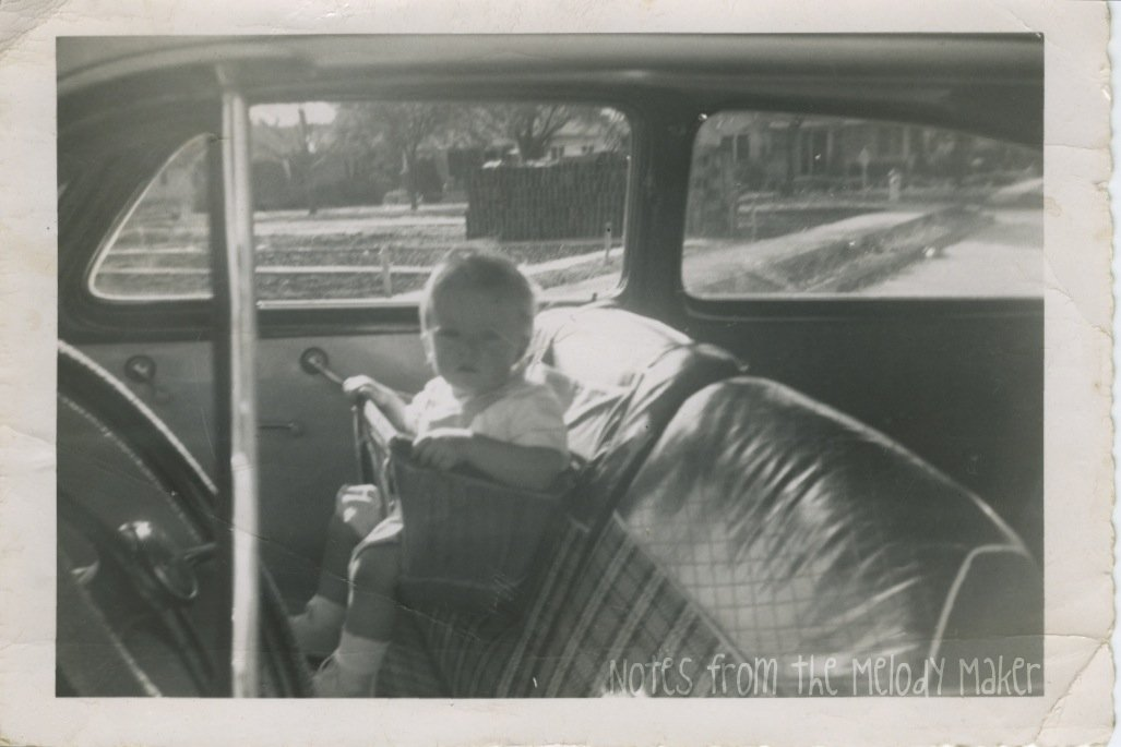 Car Seats | Notes from the Melody Maker
