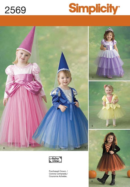 Princess dresses galore