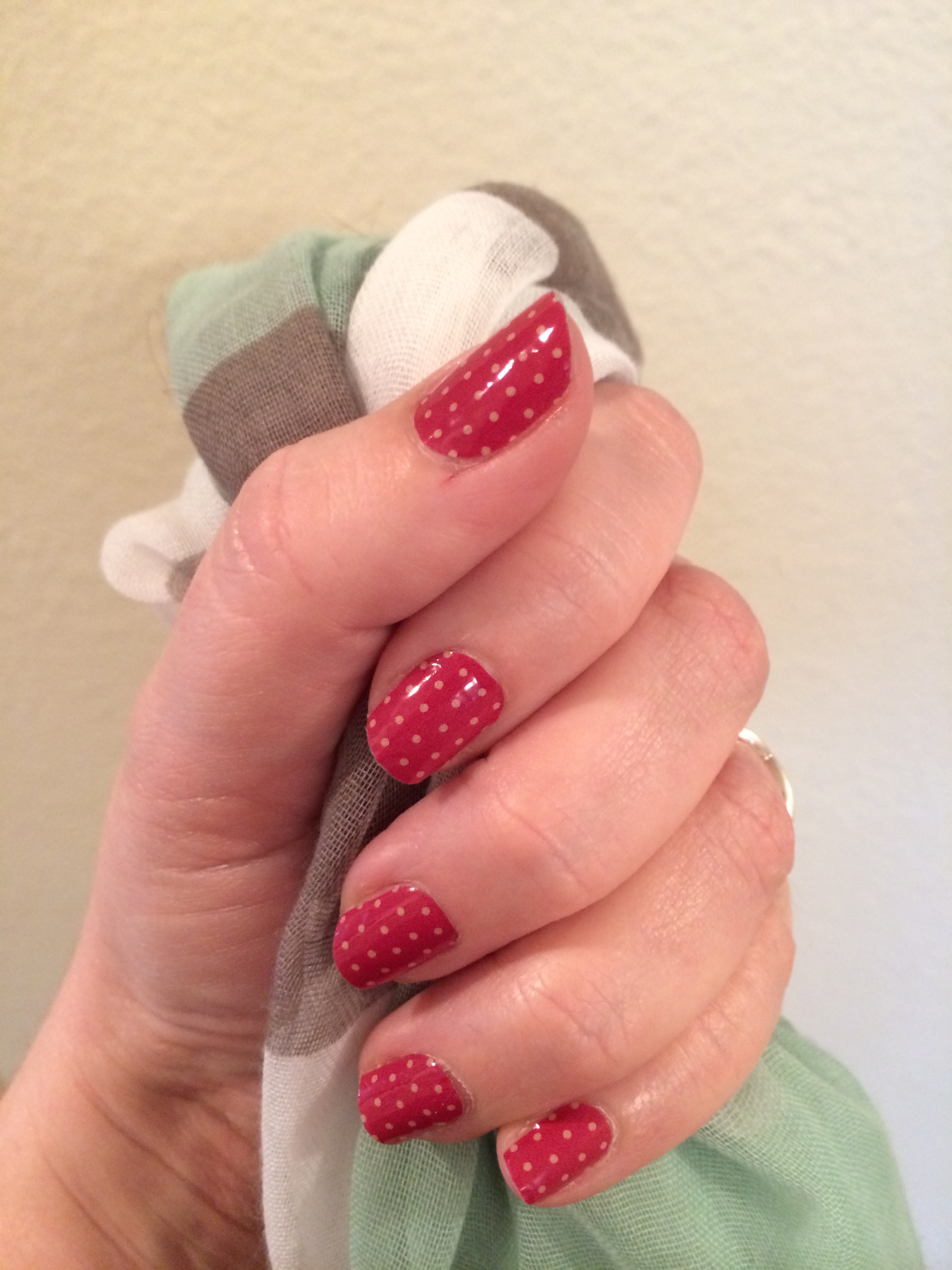jamberry nails   Notes from the Melody Maker