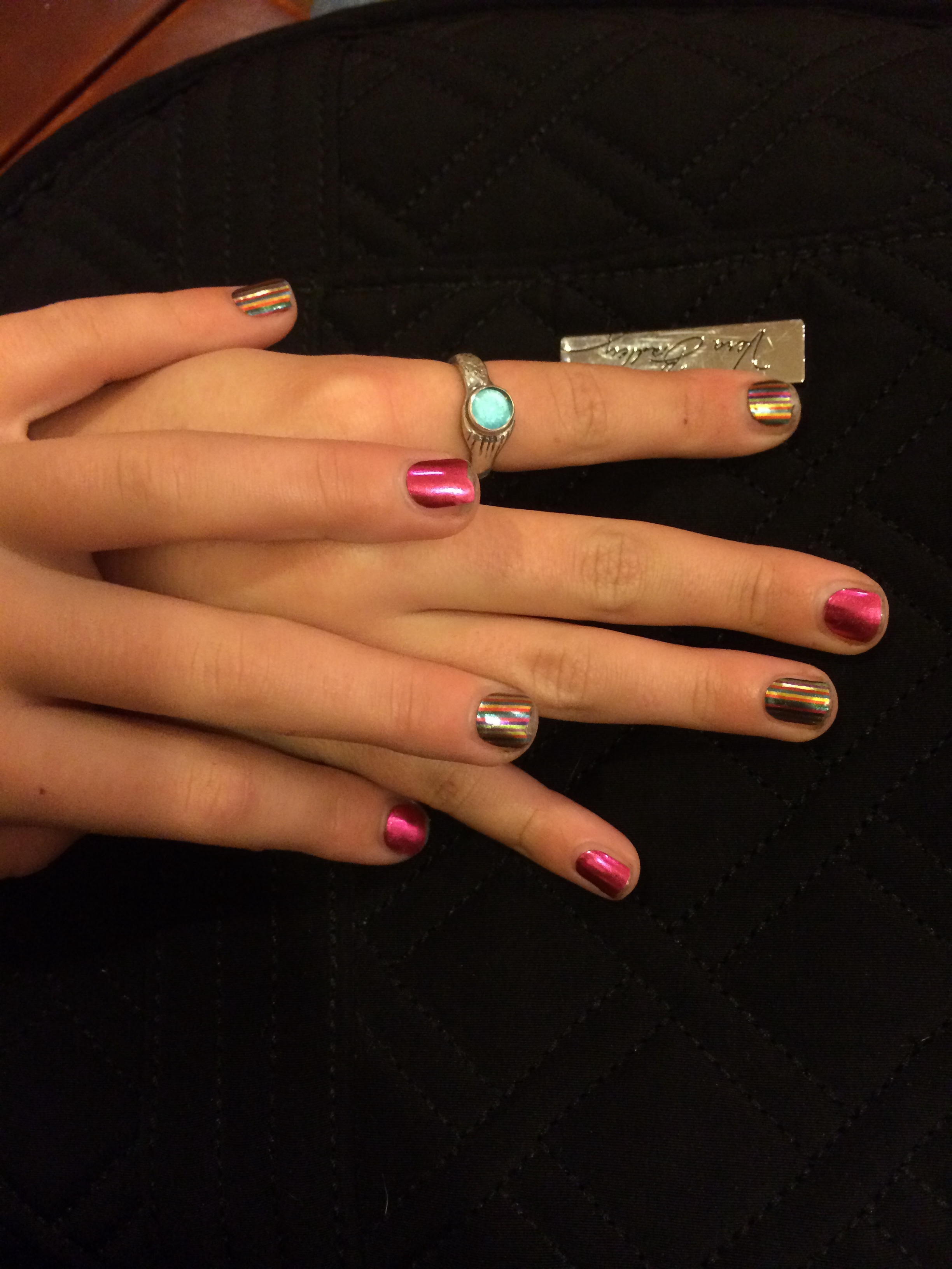 jamberry nails | Notes from the Melody Maker